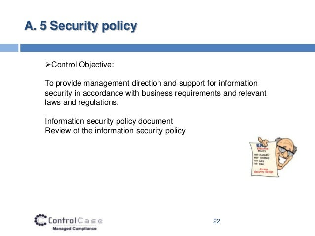 Information Security Management System ISO/IEC 27001:2005
