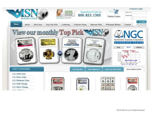 SUCCESS STARTS  HERE & NOW, JOIN US TODAY!                  © 2012 ISNCoins.com All Rights Reserved.