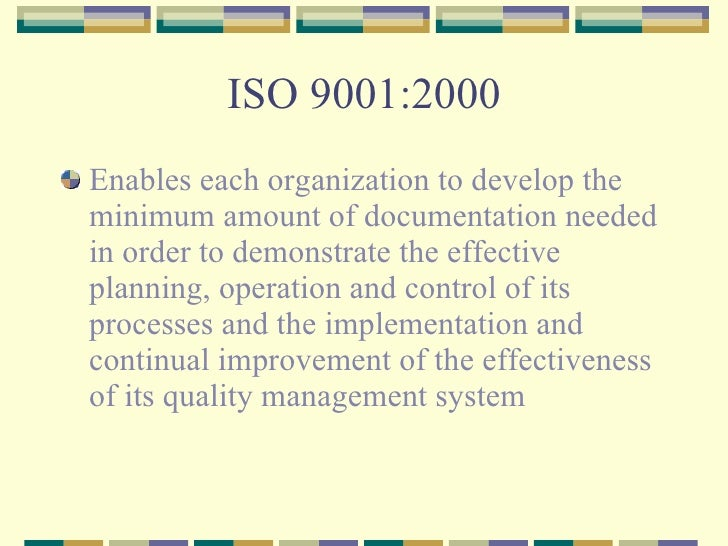 detail the implementation plan for iso 90001 quality improvement process Learn about iso 9001:2015 52 quality policy auditors like to see continuous improvement to your quality 'a massive assist within the implementation process.