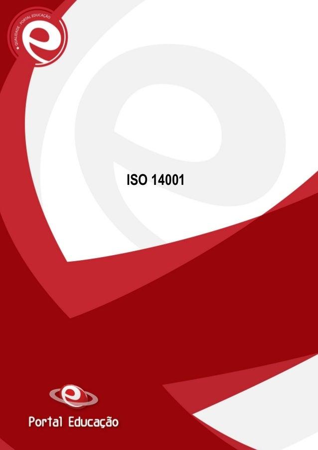 DOCÊNCIA EM SAÚDE ISO 14001