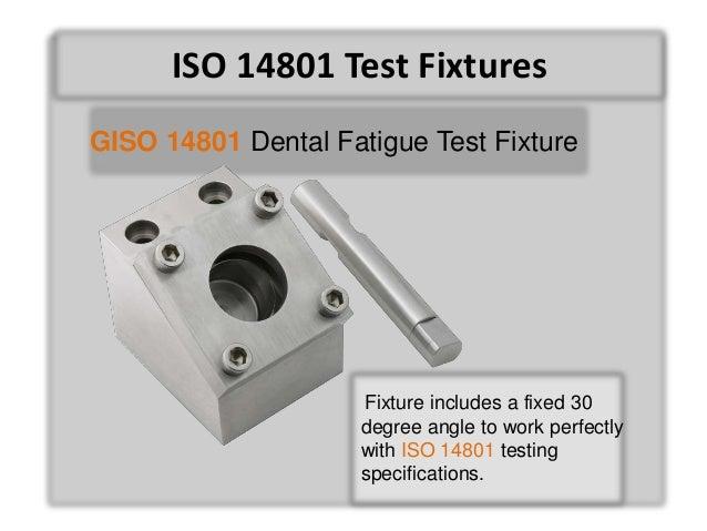 ISO 14801 Fatigue Dental Implants Test Equipment