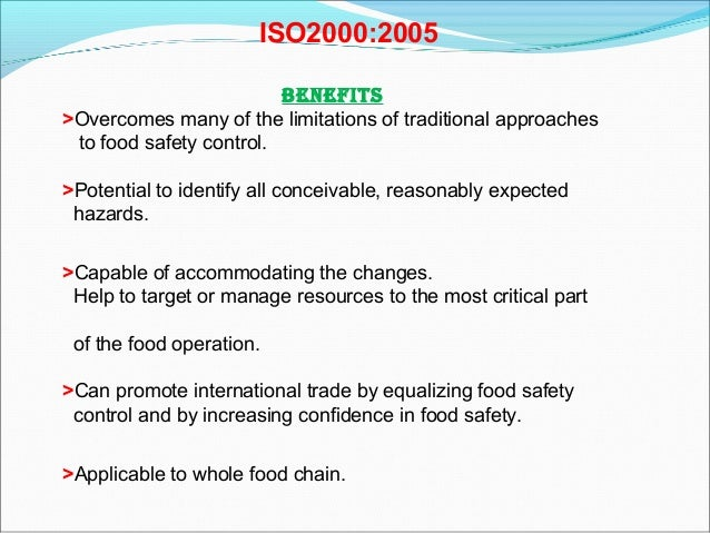 Iso 22000 general awareness of dodla dairy