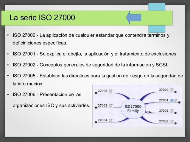 Norma Iso 27001 Pdf