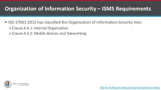ISO 270001 Management Clause - 6 Slide 2