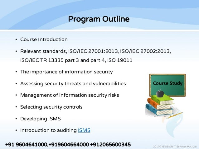 iso 27001 lead auditor training in pune