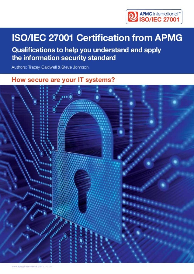 iso/iec 27001 foundation exam questions
