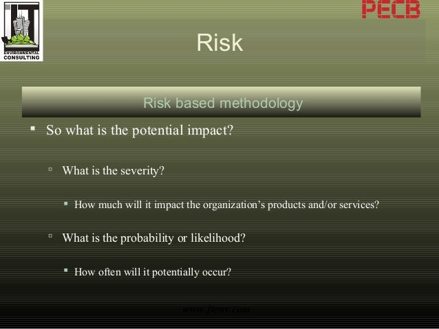 The Impact of ISO 9000