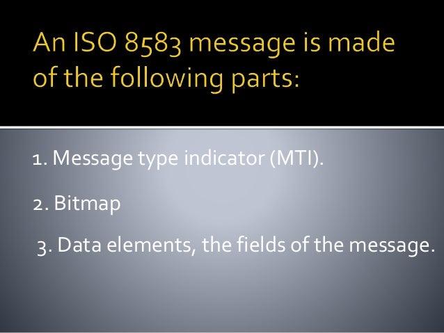 bitmap iso 8583