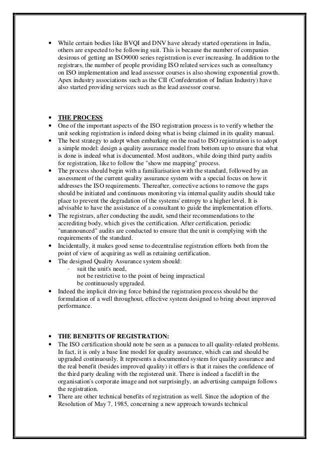 Descarga PDF Gratis ISO (FTC) para implementar en 5 pasos