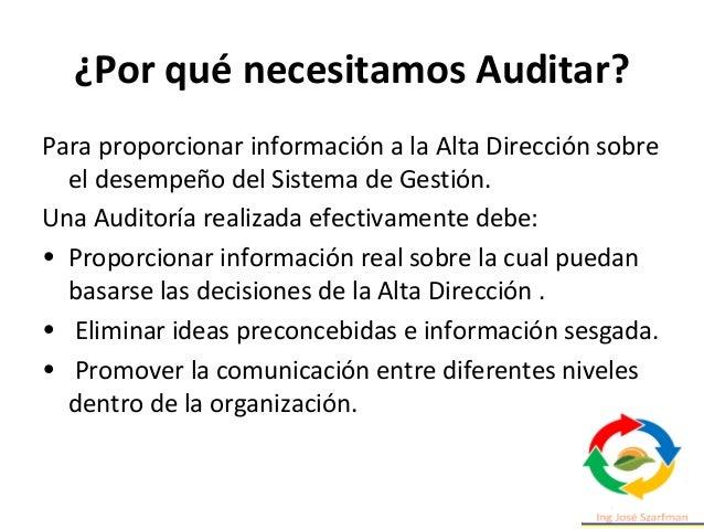3. Términos y definiciones 3.1 auditoría proceso sistemático, independiente y documentado para obtener evidencia objetiva ...