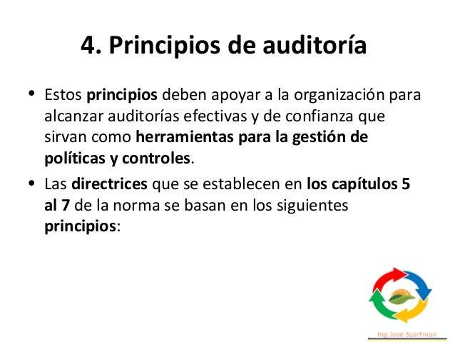 4. Principios de auditoría NUEVO g. Enfoque basado en el riesgo: un enfoque de auditoría que considera riesgos y oportunid...