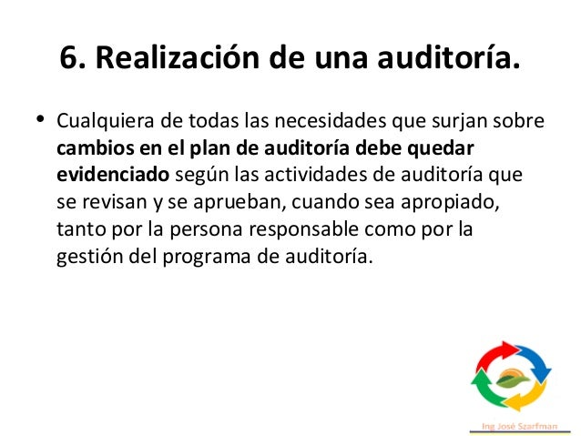 7. Competencia y evaluación de auditores. • 7. Competencia y evaluación de auditores. • 7.1 Generalidades. • 7.2 Determina...