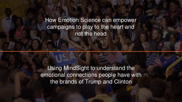 Isobar MindSight Trump Clinton Research Slide 2