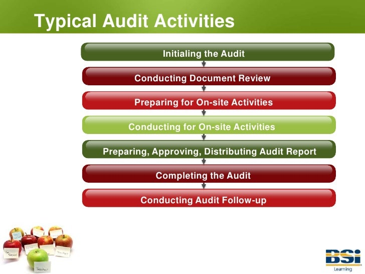 Iso Internal Auditor