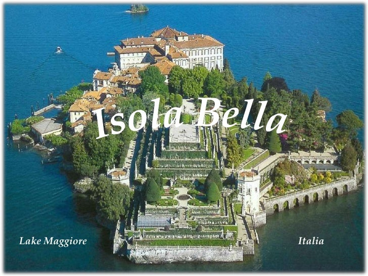 Isola Bella<br />Lake Maggiore<br />Italia<br />