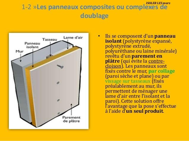 Isolation et etancheite for Enduit sur polystyrene extrude