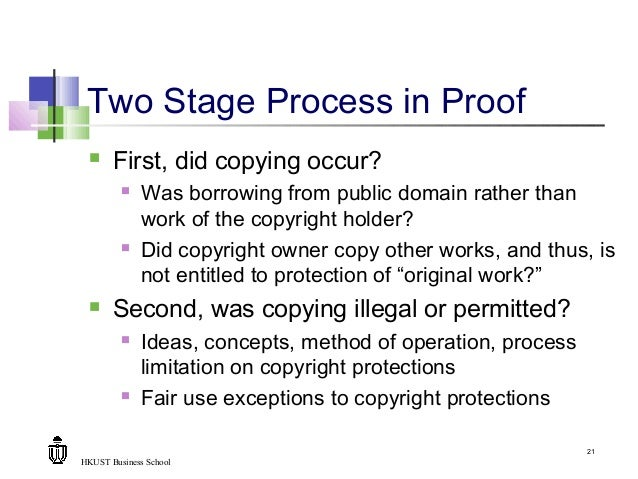 an introduction to the issue of violating of copyright laws Sometimes, we might have a question about your notice  of the dmca process,  or repeated infringement of third-party copyrights, may result.
