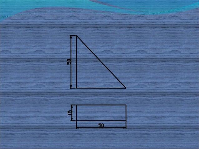 Aim:- Figure shows the F.V. & T.V. of a machine      component.                     Figure                                ...