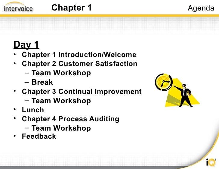 Iso Process Audit Training Slide 2