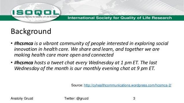 Enabling Community through Social Media Slide 3