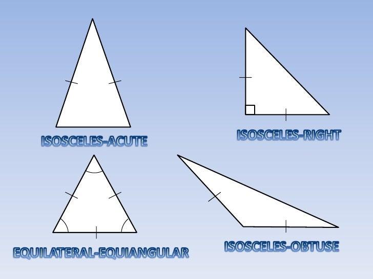 Triangle Side Lengths
