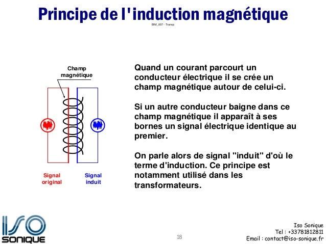 induction electrique