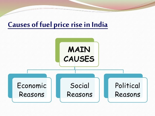 high fuel prices Fuel prices are increasing day by day despite lower rate of crude oil in  international market (725 $ or rs 4930 per barrel and 1 barrel = 159 lit approx)   this is.