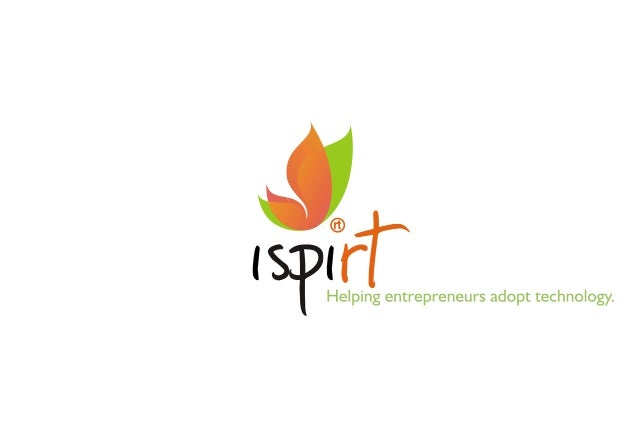 Helping entrepreneurs adopt technology.   isfiri'
