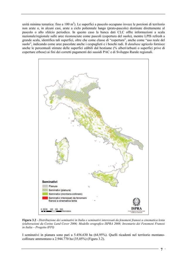 una corretta gestione agronomica consente, così come nelle aree a seminativo, una consistente riduzione dei fenomeni di er...