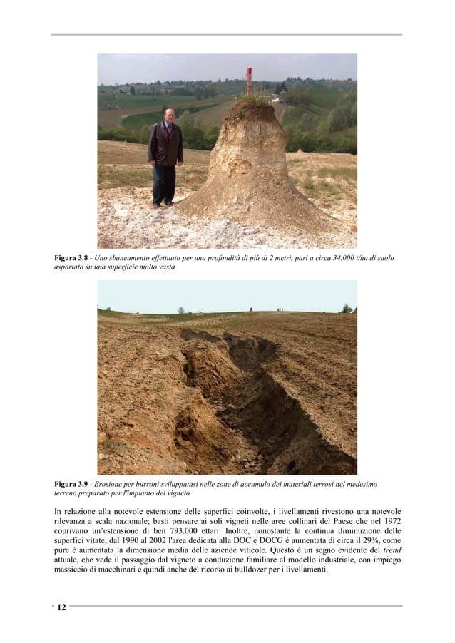 4. AZIONI DI MITIGAZIONE DEL DISSESTO IDROGEOLOGICO IN CAMPO AGRICOLO E FORESTALE Le misure e gli interventi in campo agri...