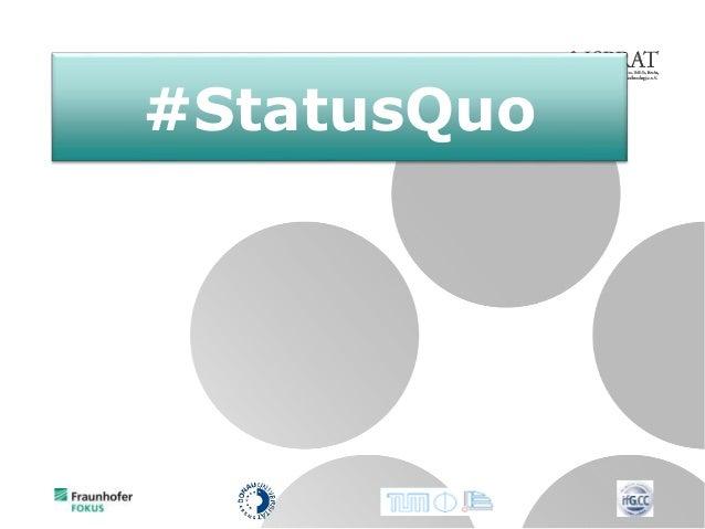 #StatusQuo