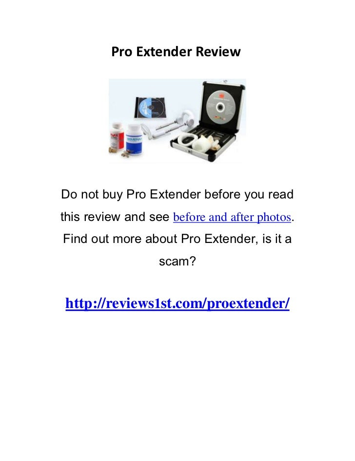 ProExtender  Enlargement System  Video Review