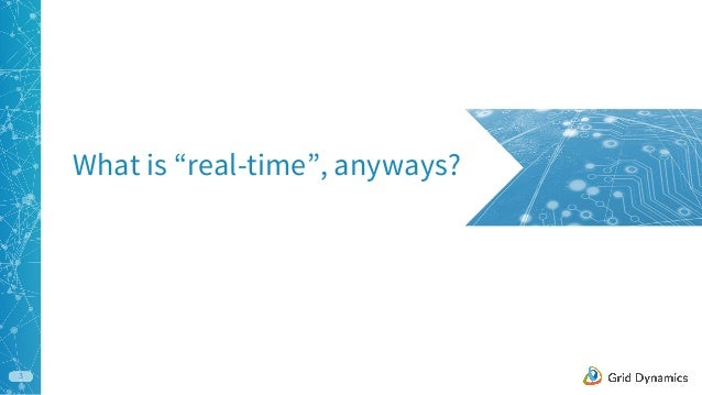 Open blueprint for real time analytics in retail strata hadoop worl what is real time anyways malvernweather Images