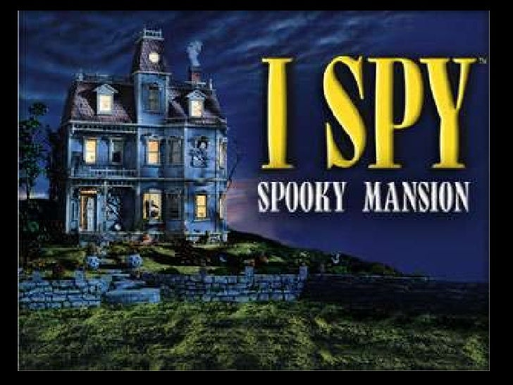 "I spy spooky mansion• These images belong to the  excellent collection of books by  Walter Wick and Jean Marzollo  ""I SPY""..."