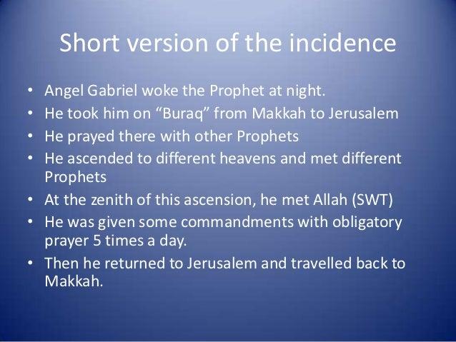 Isra Miraj Quotes 2