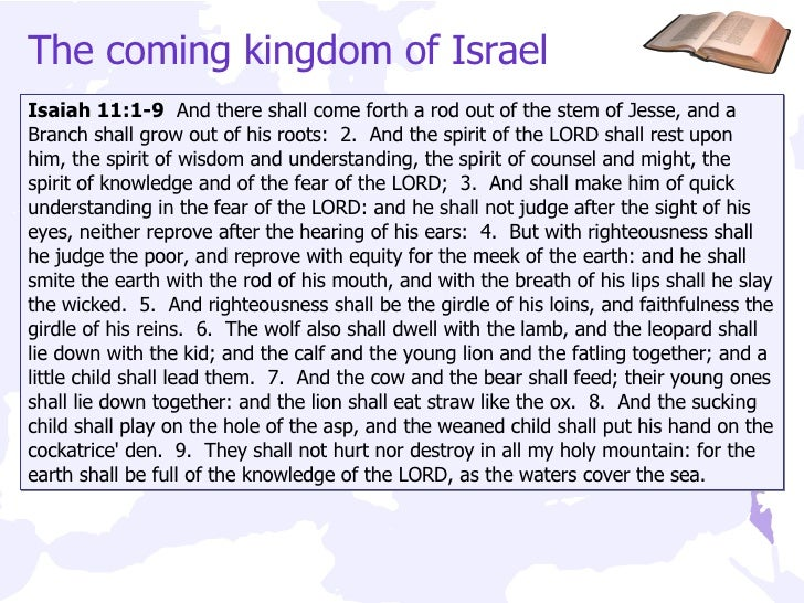Israel at 60 - 3) The significance of the Jews' return to ...