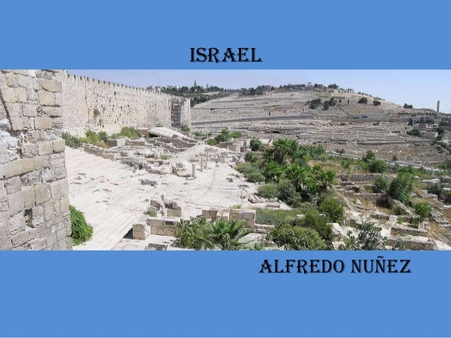 ISRAELALFREDO NUÑEZ