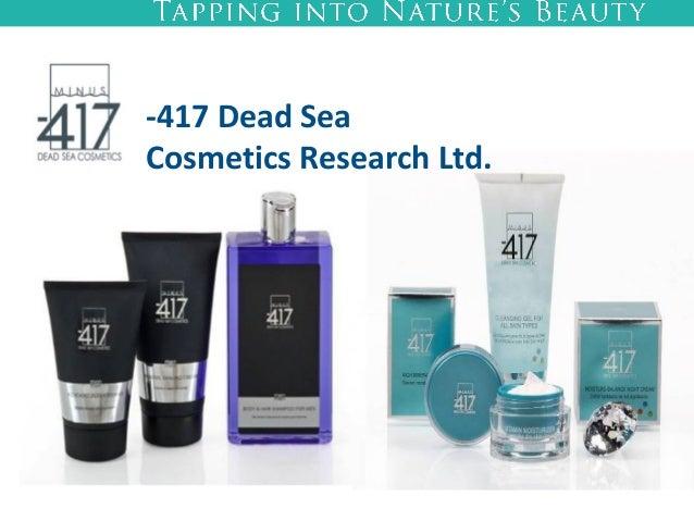 organic cosmetics israel