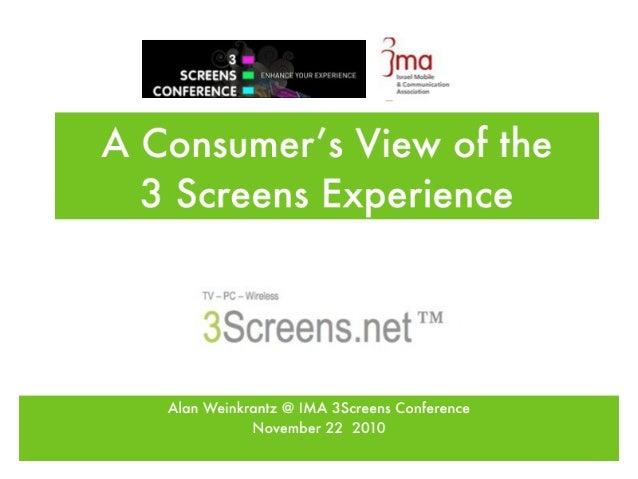 Israel mobile & comms presentation final