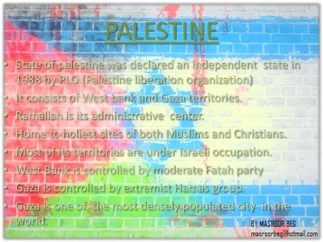 palestine syria relationship