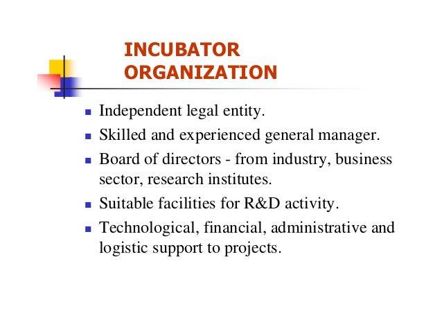 Israel technology incubators 2008