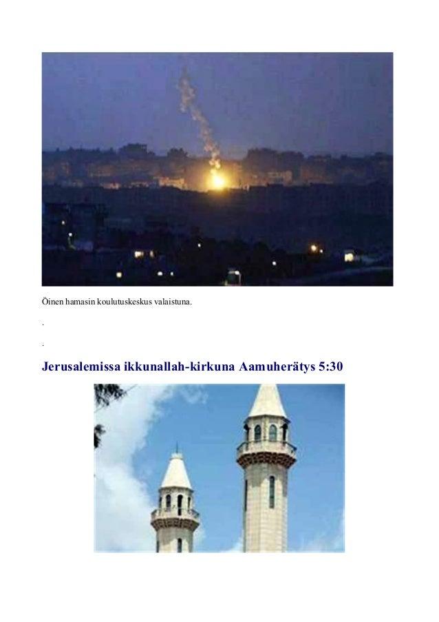 Israel Uutiset 2011