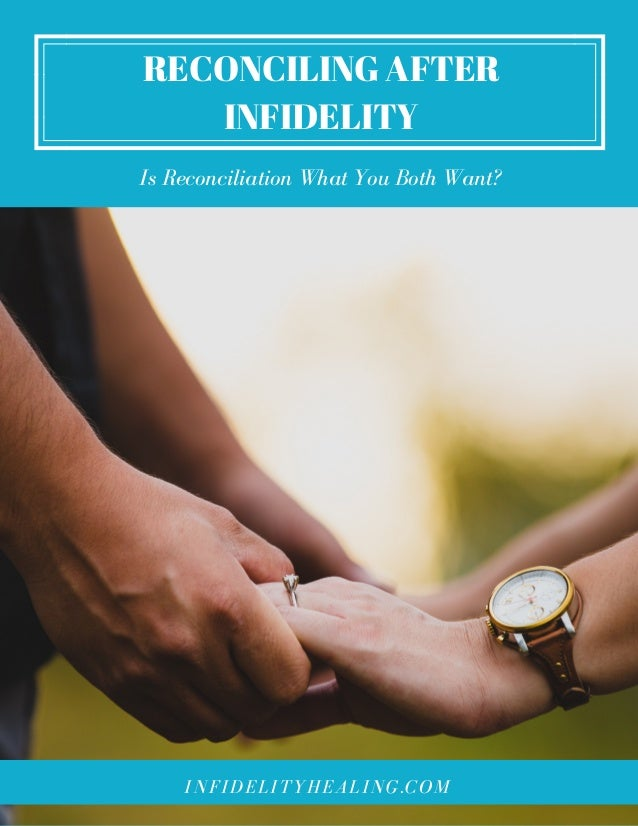 Marriage Reconciliation After Infidelity