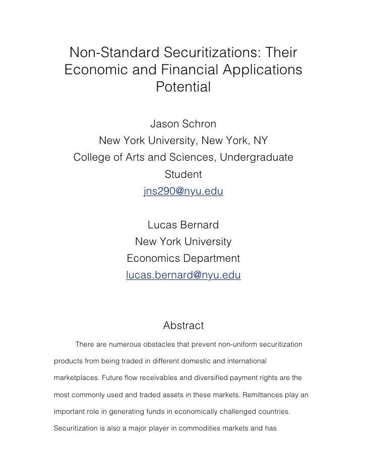 www reserach pepar in economics