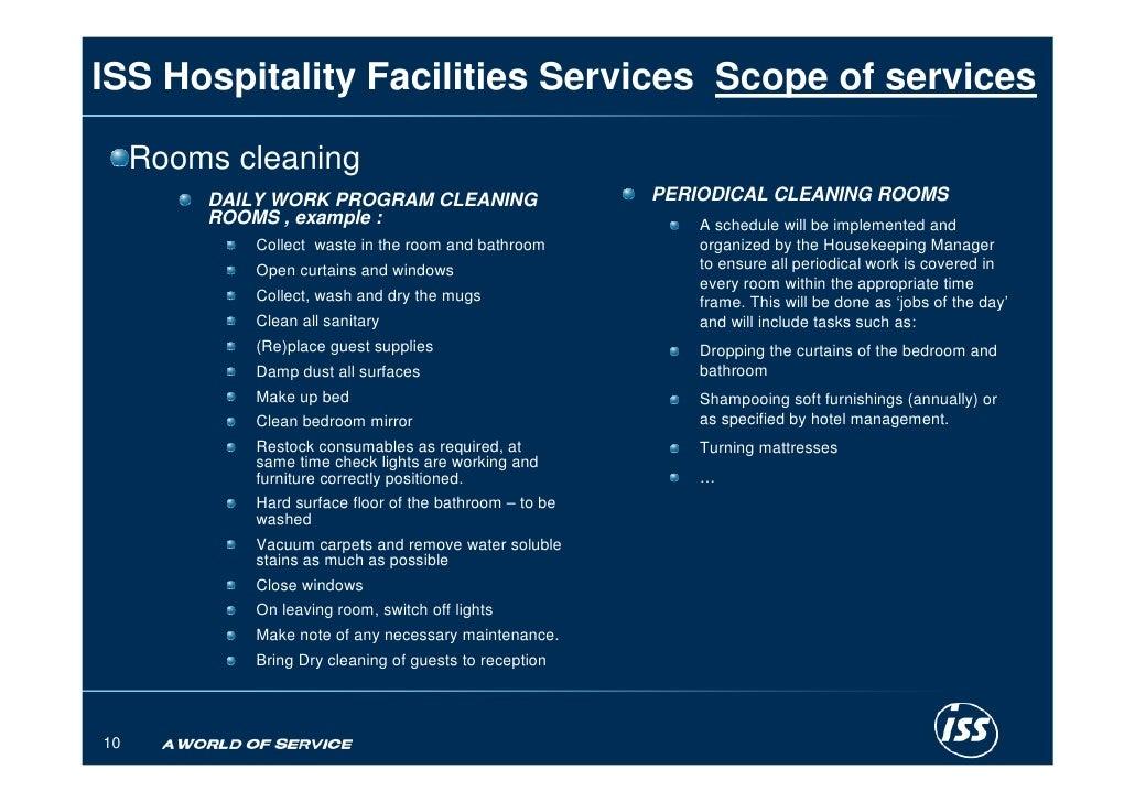 Iss Hospitality