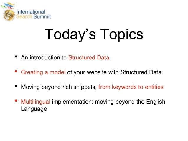 Principles of Structured Data Implementation for Multilingual Websites Slide 2