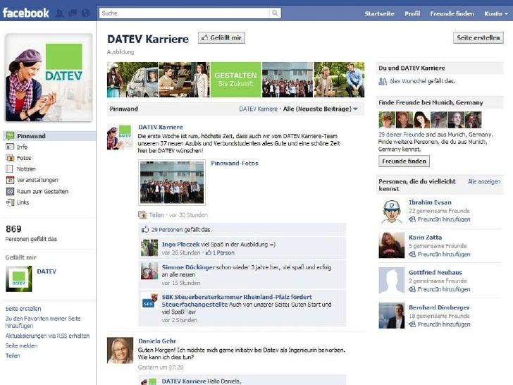 Social Media statt Adwords und Recruiting<br />