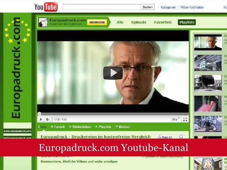 Europadruck.com <br />