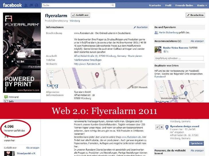 Web 0.5: Druckerei Stein 2011<br />