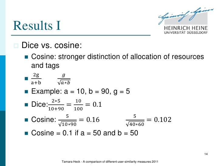 Try These Jaccard Coefficient Vs Cosine Similarity {Mahindra